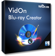 VidOn Blu-ray Creator for Mac