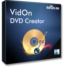 VidOn DVD Creator for Mac